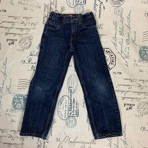 Levi Strauss & Co 505 Jeans Boys Sz 7 Regular